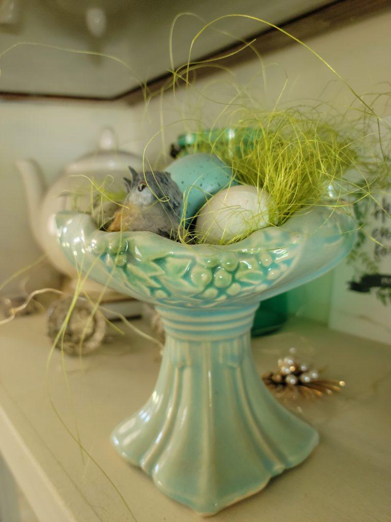 Easy spring decorating ideas